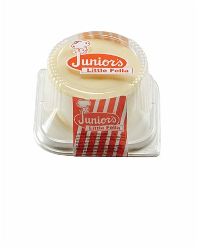Juniors Little Fella Plain Cheesecake Perspective: front