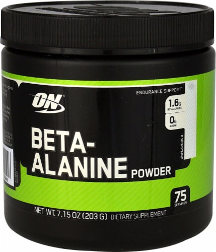 Optimum Nutrition  Beta-Alanine Powder   Unflavored Perspective: front
