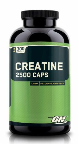 Optimum Nutrition  Creatine 2500 Caps Perspective: front