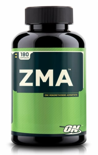 Optimum Nutrition  ZMA Perspective: front