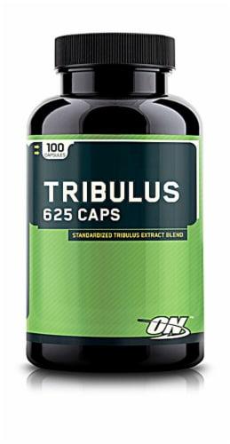 Optimum Nutrition  Tribulus 625 Caps Perspective: front