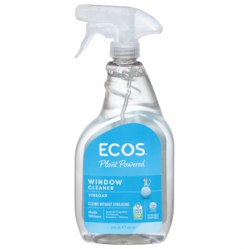 ECOS Vinegar Window Cleaner Perspective: front