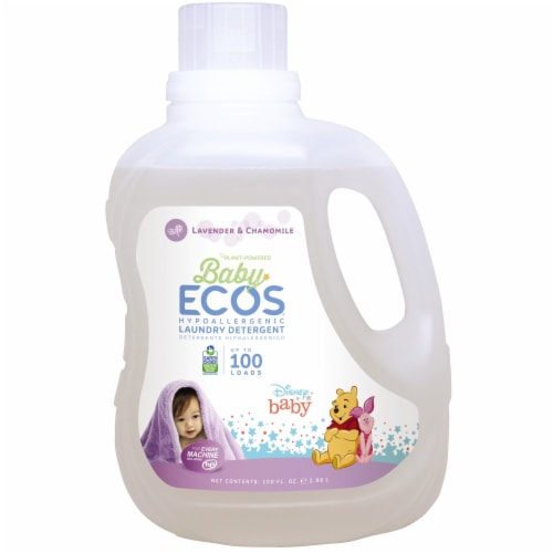 Disney Baby® Ecos Laundry Detergent Perspective: front