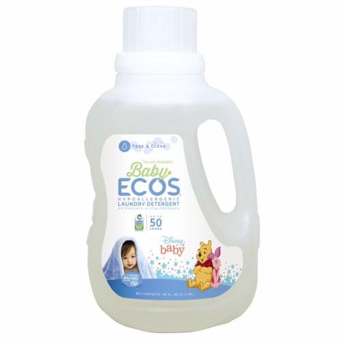 ECOS Baby Hypoallergenic Liquid Laundry Detergent Perspective: front