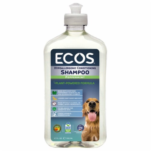 ECOS™ for Pets! Shampoo Perspective: front