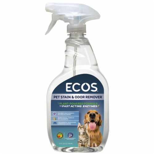 Ecos For Pets! Stain & Odor Remover Perspective: front