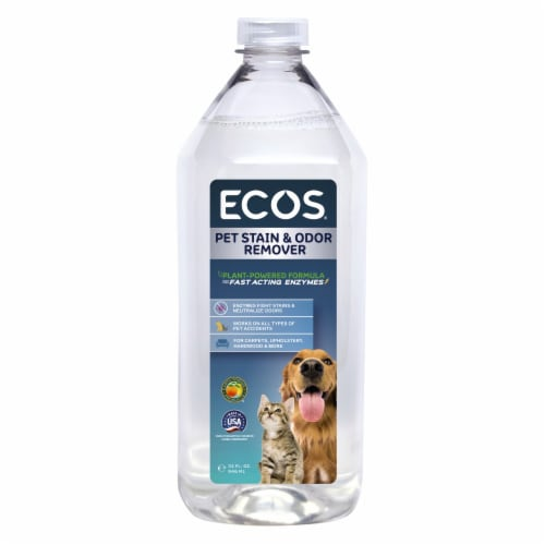 ECOS® Pets Stain & Odor Remover Perspective: front