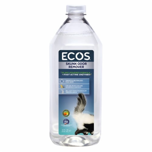 Earth Friendly Products ECOS For Pets! Skunk Odor Remover Perspective: front