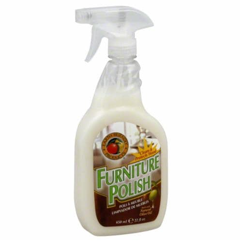 Earth Friendly Products Furniture Polish Perspective: front