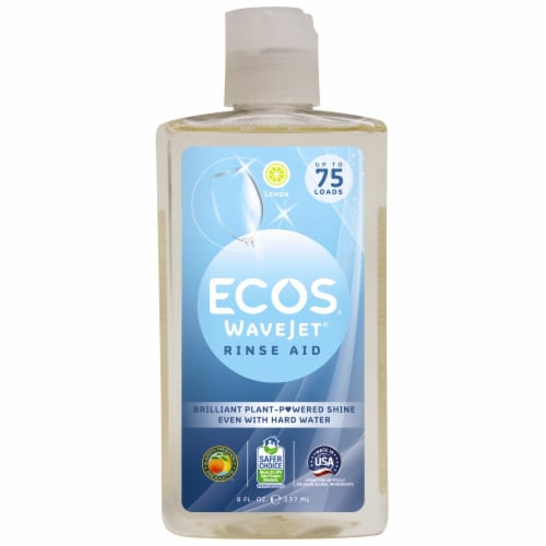 ECOS Wave Jet Rinse Aid Perspective: front
