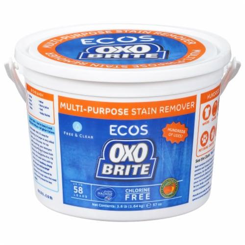 ECOS Oxo Brite Multi-Purpose Stain Remover Perspective: front