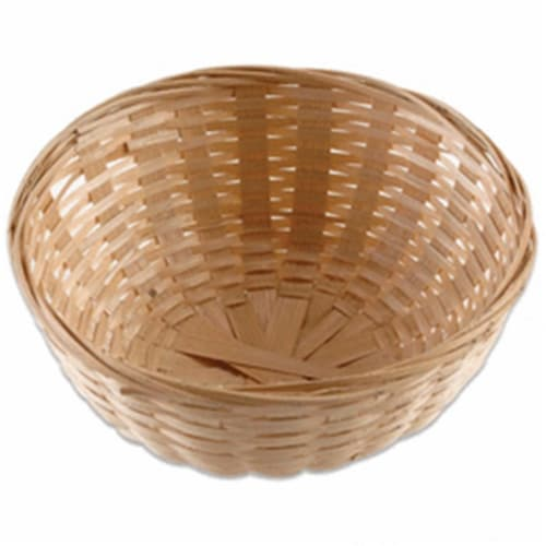 Mayflower 8 in. Nut Basket Perspective: front