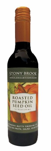 Stonybrook Roasted Pumpkin Seed Oil Perspective: front