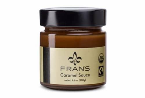 Fran's Chocolates Caramel Sauce Perspective: front