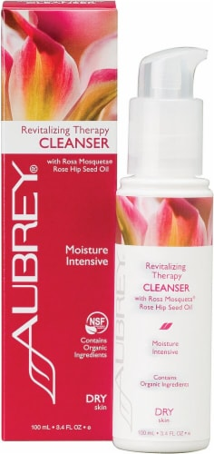 Aubrey Organics Moisture Intense Cleanser Perspective: front