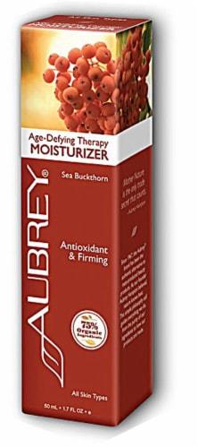 Aubrey Organics Anti-Wrinkle Moisturizer Perspective: front