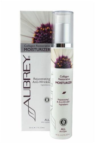Aubrey  Collagen Restorative Rejuvenating & Anti-Wrinkle Moisturizer Perspective: front