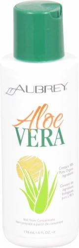 Aubrey Pure Aloe Vera Sunburn Aftersun Perspective: front