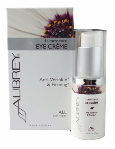 Aubrey  Lumessence Anti-Wrinkle & Firming Eye Cream Perspective: front