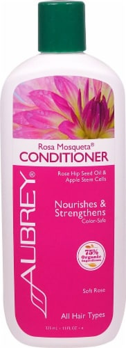 Aubrey  Rosa Mosqueta® Nourishes & Strengthens Conditioner Soft Rose Perspective: front