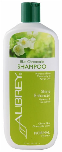 Aubrey  Chamomile Luxurious Body Boosting Shampoo Perspective: front