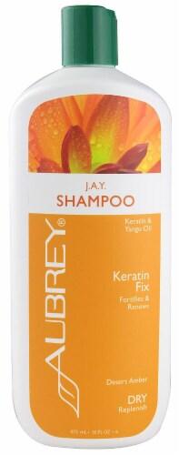 Aubrey  J.A.Y. Keratin Fix Shampoo Desert Amber Perspective: front