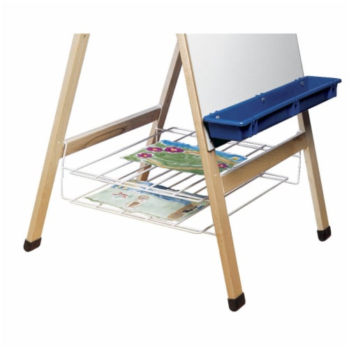 Drying Rack for Childcraft Easels Perspective: front
