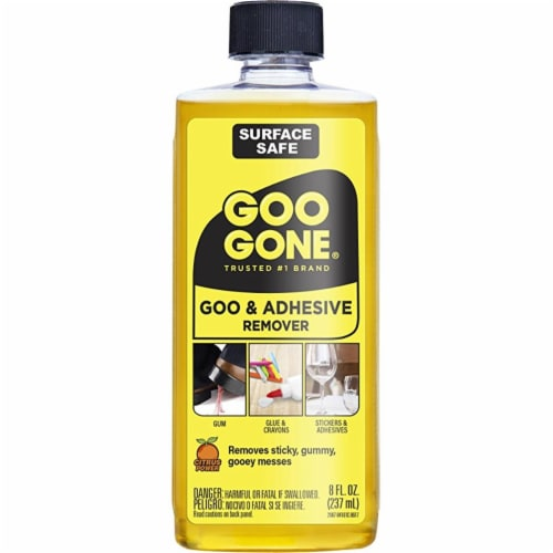 2 oz Goo Gone Remover, Pack of 18 Perspective: front