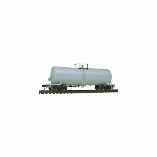 Atlas ATL20001797 HO Trinity Corn Undecoated Tank Car Model Train Perspective: front