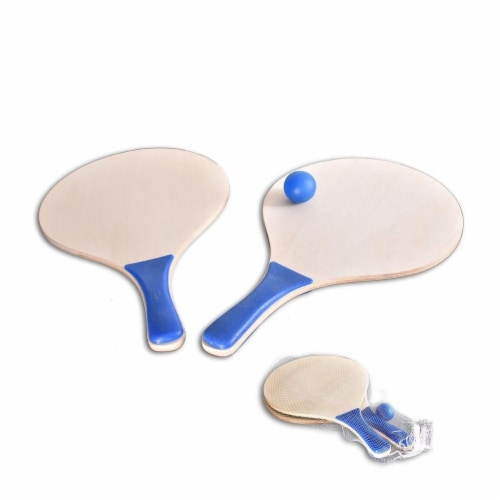 Peerless PAD001 -ROYAL Paddle Ball Game, Royal Perspective: front