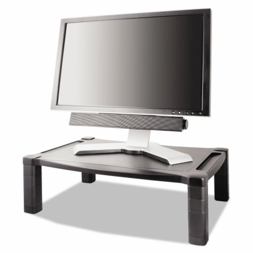 Kantek Stand,Wide Monitor,Bk MS500 Perspective: front