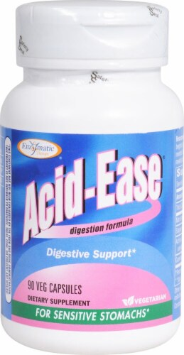 Enzymatic Therapy  Acid-Ease Digestion Formula Perspective: front