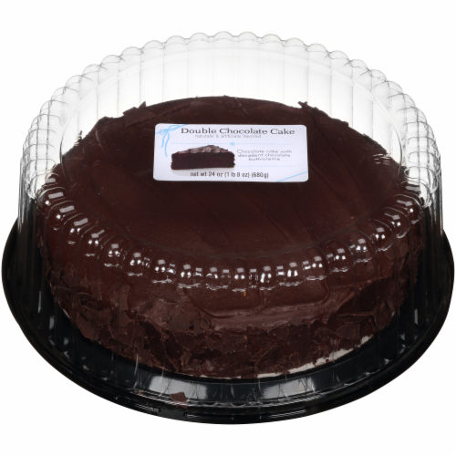Chocolate Fudge Cake Perspective: front