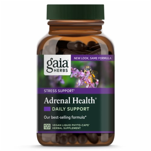 Gaia Adrenal Health Perspective: front