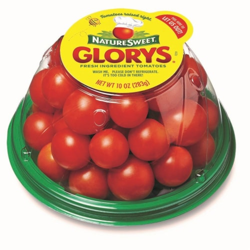 Nature Sweet Glorys Cherry Tomatoes Perspective: front