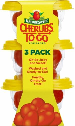 NatureSweet Cherubs ToGo Tomatoes Perspective: front