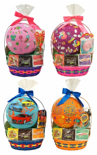 Wondertreats Playground Assorted Easter Basket Perspective: front