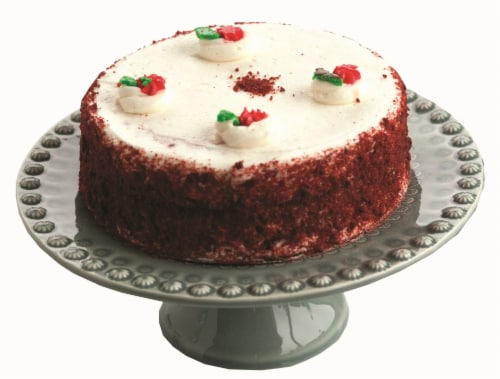 Kroger Upper Crust 6 Red Velvet Cake