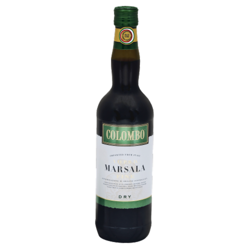 Colombo Dry Marsala Perspective: front