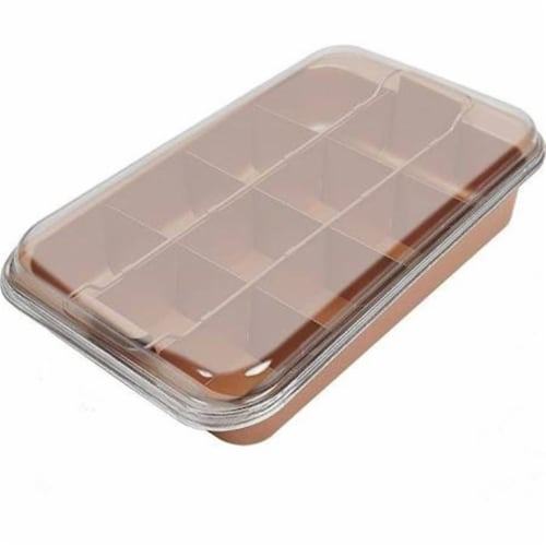 Tristar Products 11 in. Copper Chef Crisp Pan Perspective: front