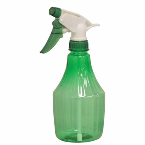 Spray Bottle Plastic, 16 oz - Pack of 12 Perspective: front