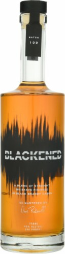 BLACKENED Whiskey Perspective: front