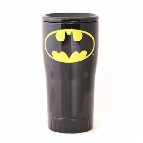 20 oz Batman Steel Tumbler Perspective: front