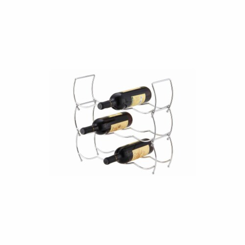 Kole Imports Decorative Wine Bottle Holder - Pack of 2 Perspective: front
