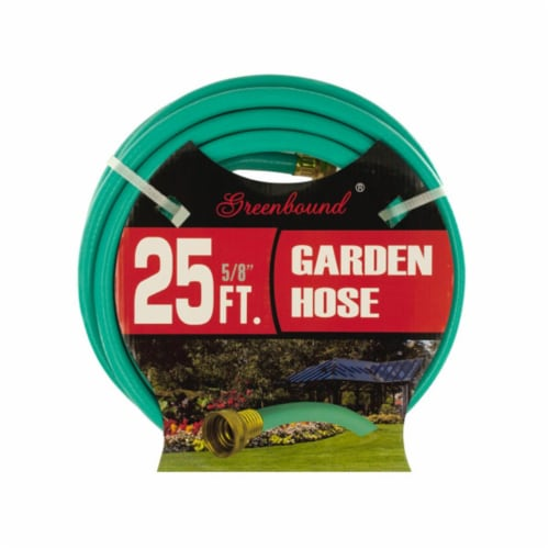 Kole Imports OB877-2 3 Layer PVC Garden Hose - Pack of 2 Perspective: front