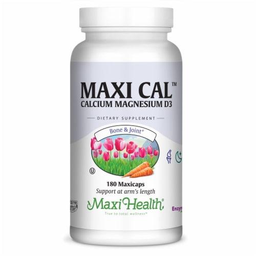 Maxi Health Kosher Vitamins Maxi Cal 1000 Perspective: front