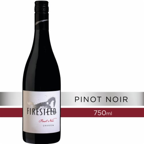 Firesteed Pinot Noir Perspective: front