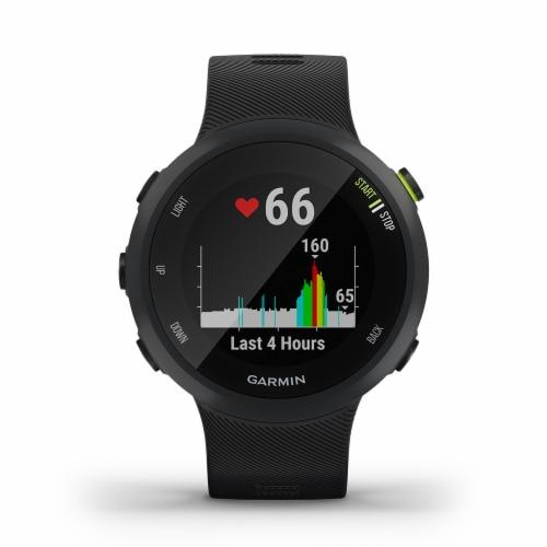 Garmin Forerunner 45 GPS Running Watch - Black Perspective: front