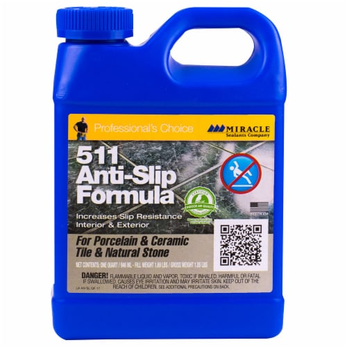 Miracle Sealants 511 Anti-Slip Formula Qt Perspective: front