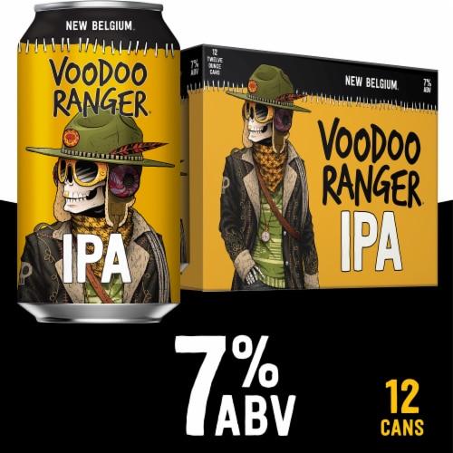 New Belgium Ranger IPA Beer Perspective: front